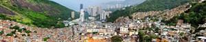 Favela Rocinha. Photo de Chensiyuan 2010 CC.4.0