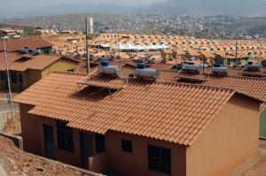 Minha Casa Minha Vida em João Monlevade. Photo de Ministério do Desenvolvimento Social e Agrário 2015.
