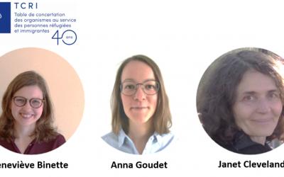 Compte rendu – Conférence de Geneviève Binette, Anna Goudet et Janet Cleveland