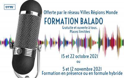 Formation balado VRM