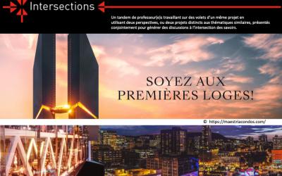 Séminaire de recherche sur la ville (série Intersections) – Louis Gaudreau et Hélène Bélanger