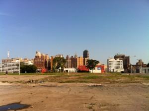 Ville de Détroit, 2014. Crédit : Maude Cournoyer-Gendron