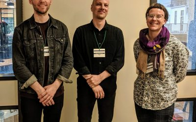 Lauréats et lauréates du 16e Colloque de la Relève VRM