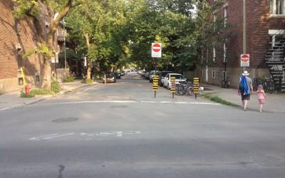 La marchabilité d'un environnement urbain – Une nouvelle plateforme