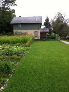 Jardin, Détroit. Maude Cournoyer-Gendron 2014.