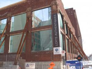 Montréal-Griffintown-condo-habitation