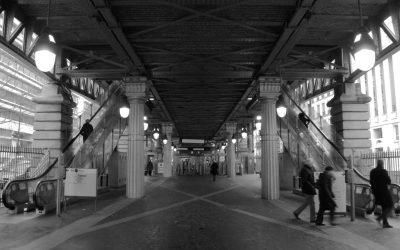 Raconte-moi un terrain: Les rythmes urbains et la ville intelligente