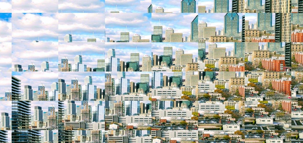 Montréal - Quartier Griffintown