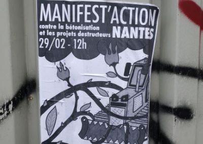 Affiche - Ville de Nantes