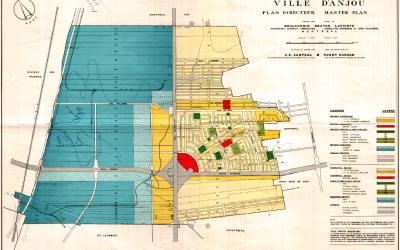 Atelier – Évolution et impacts du discours de la suburbanisation à Montréal: retour sur Ville d'Anjou