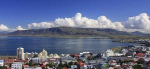 Reykjavik - Le mont Esja