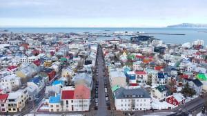 Reykjavik - Vue sur la ville