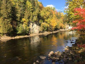 Rivière Ste-Anne, Québec