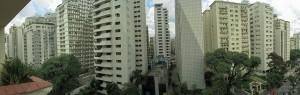Enclave résidentielle, Sao Paulo, Brésil  Crédit: Dylan Passmore, 2006