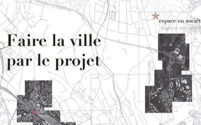 Faire la ville par le projet