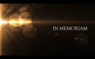 À la mémoire de Paul Villeneuve (1943-2019)