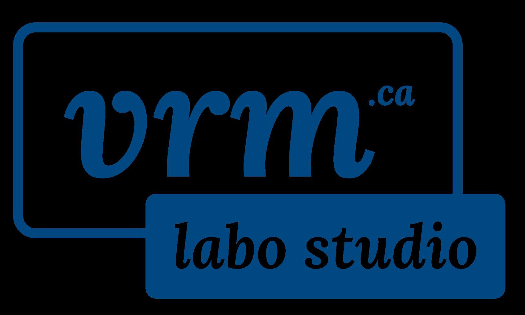 Labo studio VRM